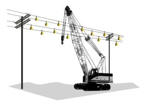 3D Rotating Line Marker for Building and Construction