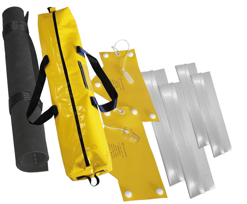 Insulating Mat Kit for Poles