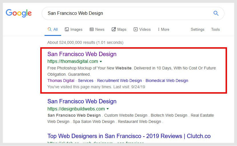 website redesign seo strategy